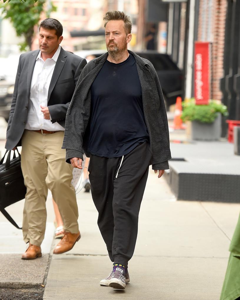 Matthew Perry - najnowsze zdjęcia /East News