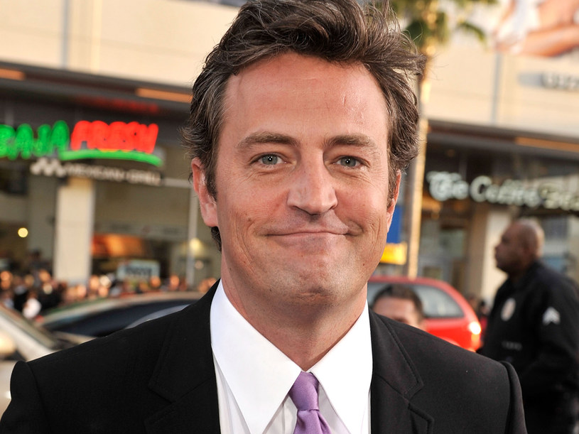 Matthew Perry /Kevin Winter /Getty Images/Flash Press Media