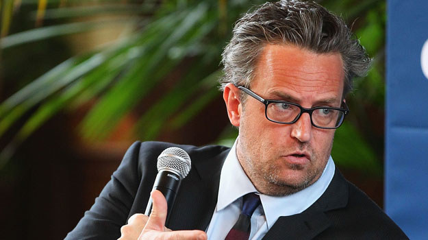 Matthew Perry /Dilip Vishwanat /Getty Images