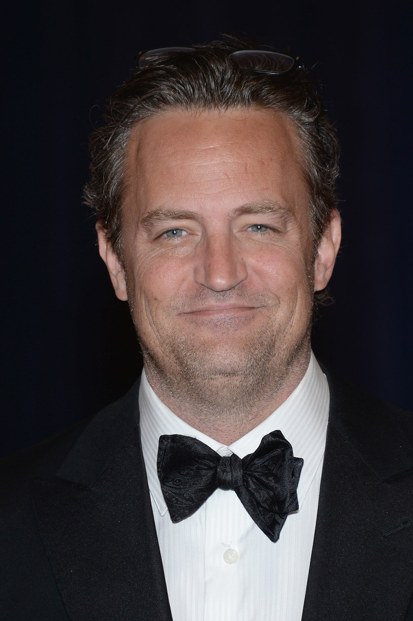 Matthew Perry /Getty Images/Flash Press Media