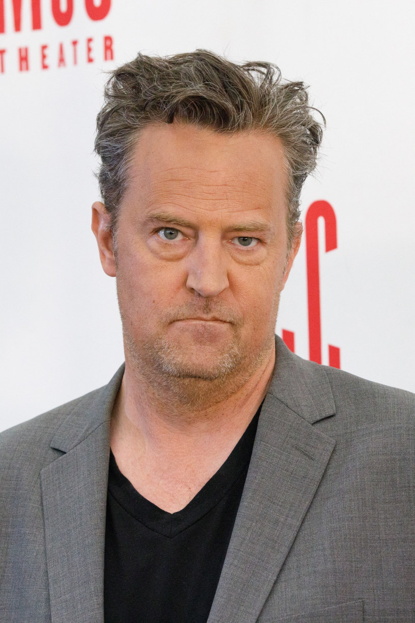 Matthew Perry /Everett Collection /East News