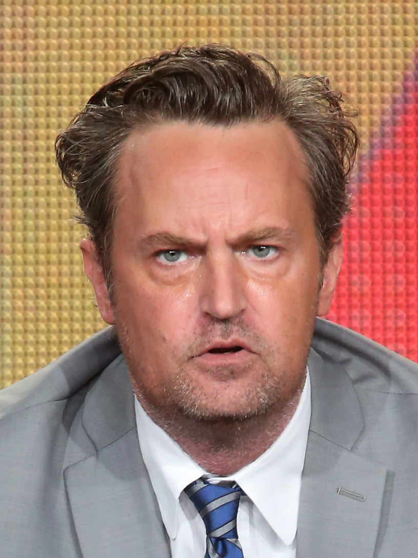 Matthew Perry /Frederick M. Brown /Getty Images