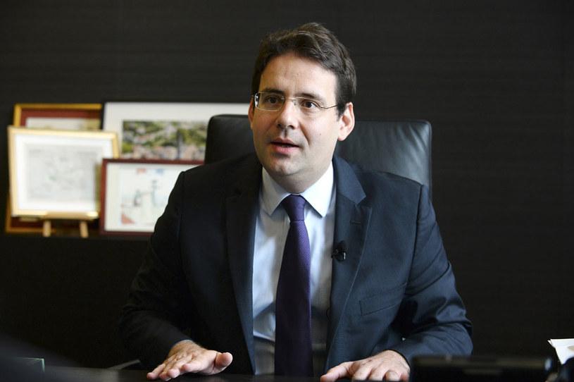 """Matthias Fekl: """"Negocjacje należy jasno i definitywnie zakończyć"""" /AFP"""