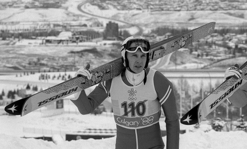 Matti Nykaenen zmarł w wieku 55 lat /AFP