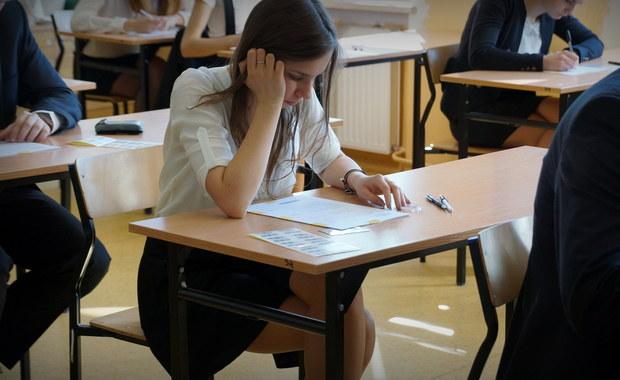 Matura 2014. Egzamin zdało 82 proc. tegorocznych absolwentów