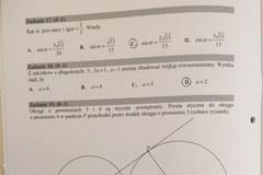 Matura 2016. Odpowiedzi z matematyki