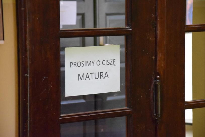 Matura 2017 /FOT. TOMASZ KLYTA/DZIENNIK ZACHODNI/POLSKAPRESS /East News