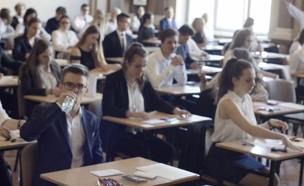 Matura 2018: Dziś egzaminy z wiedzy o społeczeństwie i informatyki