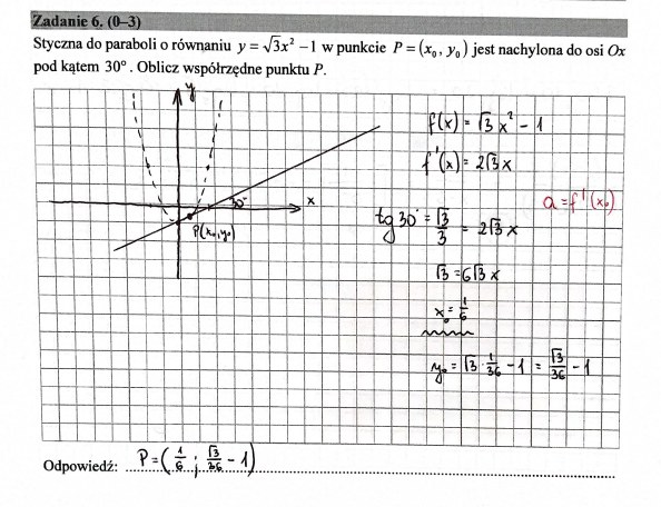 Matura 2018, matematyka na poziomie rozszerzonym /INTERIA.PL