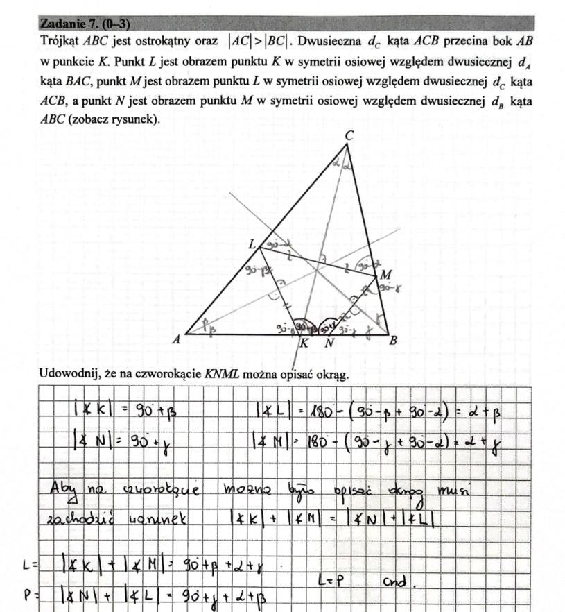 rozszerzona matematyka matura 2018