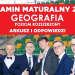 Matura 2019: Geografia rozszerzona arkusz CKE i odpowiedzi