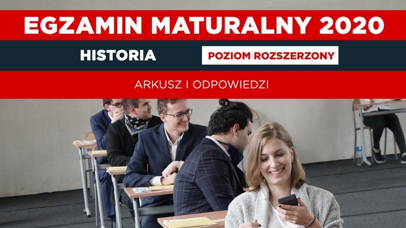 Matura 2020: Historia poziom rozszerzony; zdjęcie ilustracyjne; autor: KRZYSZTOF SZYMCZAK/POLSKA PRESS/GALLO IMAGES /INTERIA.PL