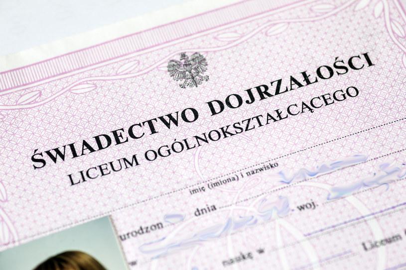 Matura 2020 rozpocznie się 8 czerwca /Fot: Arkadiusz Ziolek /East News