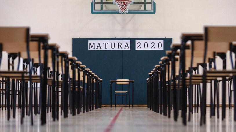 Matura 2020, zdj. ilustracyjne /Tomasz Jastrzębowski /Reporter
