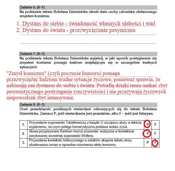 Matura 2021. Język polski arkusz CKE i odpowiedzi /INTERIA.PL