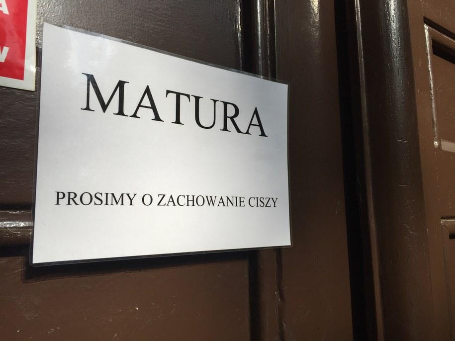 Matura... i co dalej? /archiwum /RMF FM