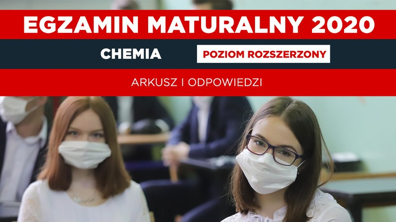 Matura odbywa się w reżimie sanitarnym z powodu epidemii (oprac. graficzne Interia) /GRZEGORZ GALASIŃSKI/POLSKA PRESS/GALLO IMAGES /Getty Images