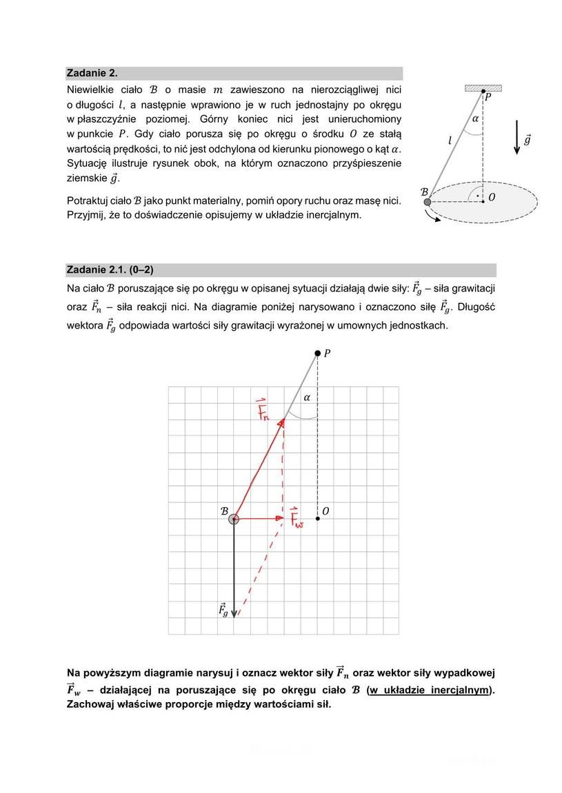 Matura z fizyki, poziom rozszerzony, arkusz i nieoficjalne rozwiązania /INTERIA.PL