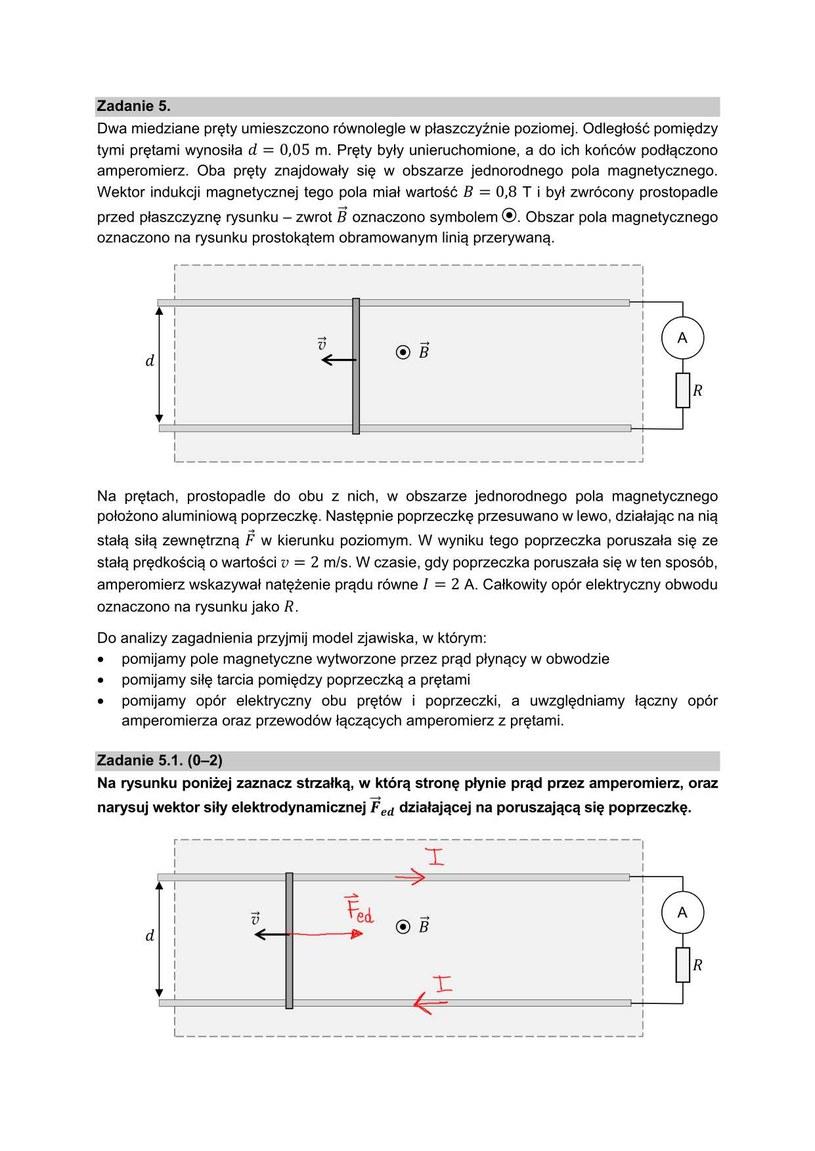 Matura z fizyki /INTERIA.PL