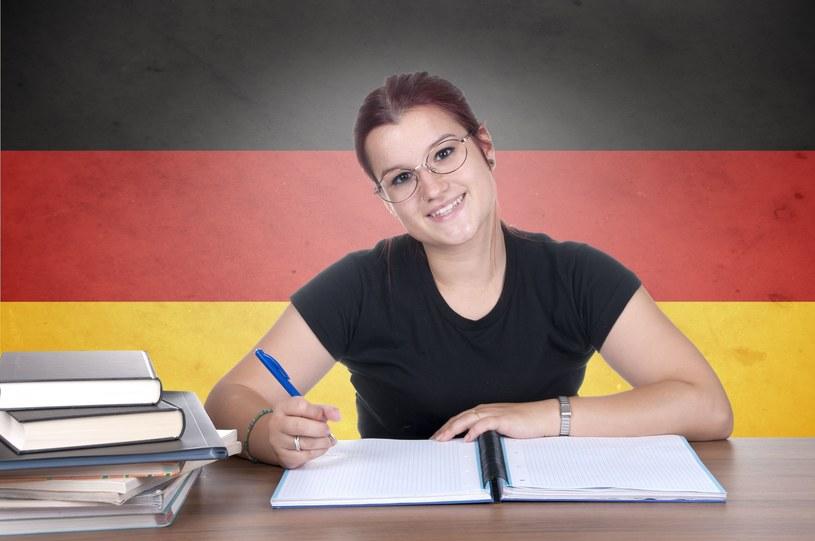 Maturzyści zmierzyli się z językiem niemieckim /123RF/PICSEL