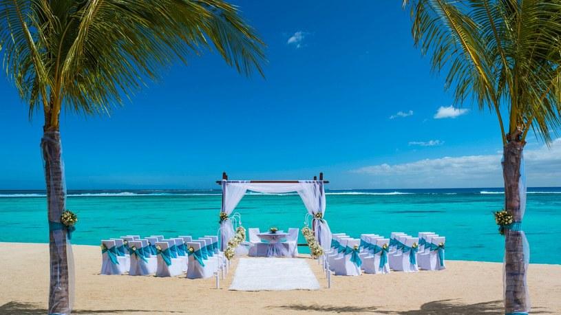 Mauritius to prawdziwy raj na ziemi - również dla nowożeńców! /INTERIA.PL/materiały prasowe