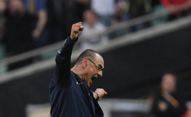 Maurizio Sarri nowym trenerem Juventusu Turyn