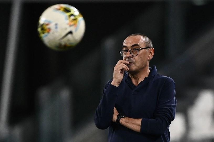Maurizio Sarri /MARCO BERTORELLO /AFP
