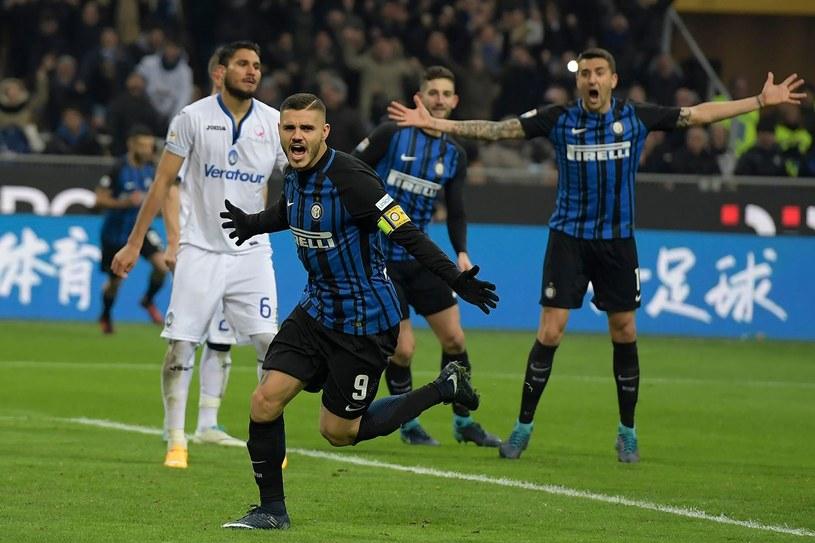 Mauro Icardi strzela w Interze gola za golem /AFP