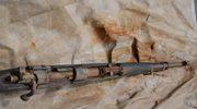 Mauser w Dunajcu. Wędkarz wyłowił karabin z czasów I wojny światowej