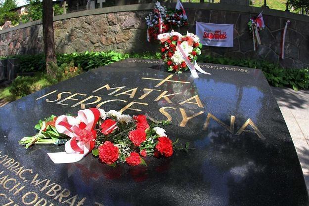 Mauzoleum Matki i Serca Syna z sercem marszałka Józefa Piłsudskiego (Wilno) /AFP