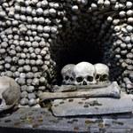 Mauzoleum śmierci - ten widok ciężko ogarnąć umysłem