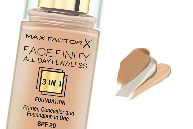 Max Factor: Facefinity All Day Flawless 3w1 /materiały prasowe