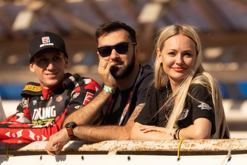 Max Fricke, Jan Konikiewicz, Marcelina Rutkowska /Marcin Karczewski /Newspix