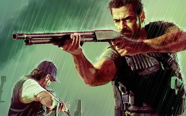 Max Payne 3 - motyw graficzny /Informacja prasowa