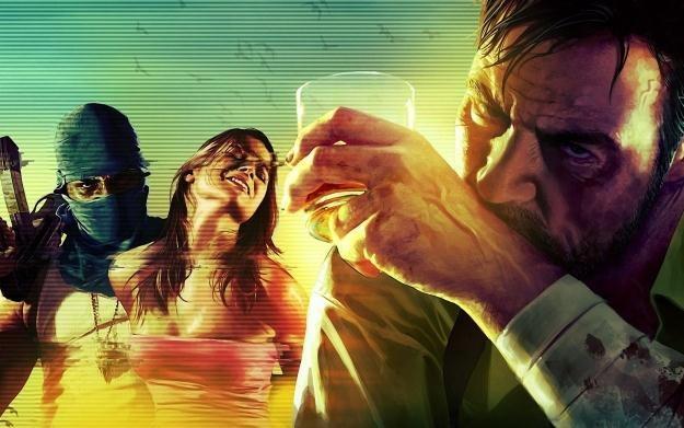 Max Payne - motyw graficzny /Informacja prasowa