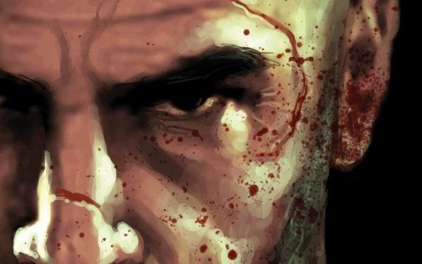 Max Payne tym razem jako człowiek z blizną /gram.pl
