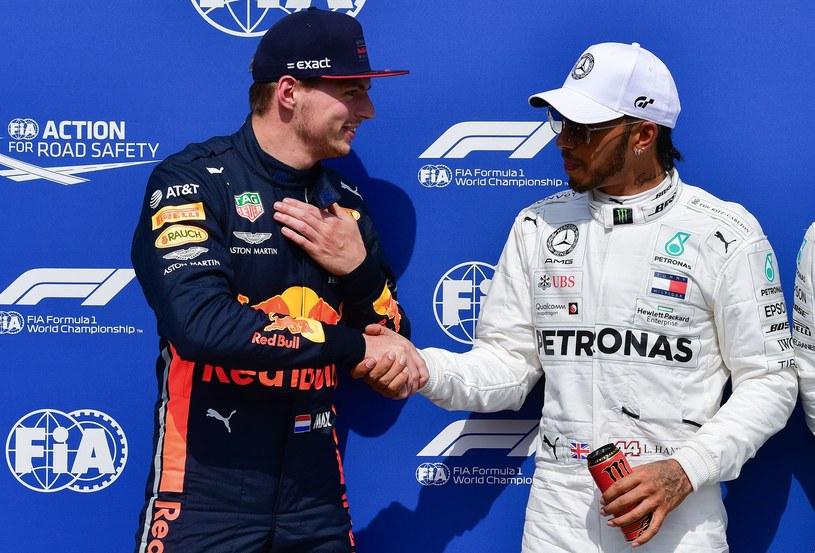 Max Verstappen i Lewis Hamilton w jednym zespole? /AFP
