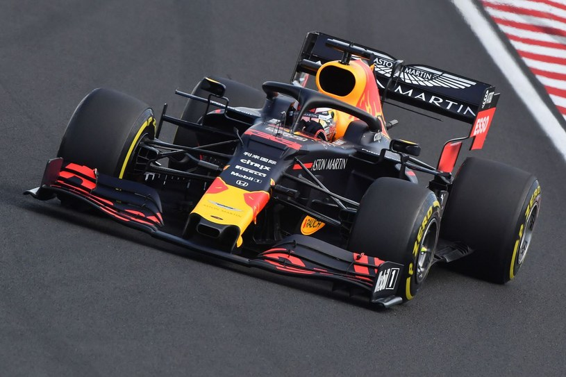 Max Verstappen, kierowca Red Bulla /AFP