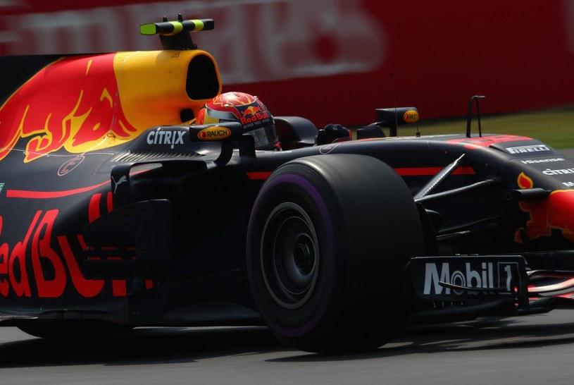 Max Verstappen z Red Bull Racing /AFP