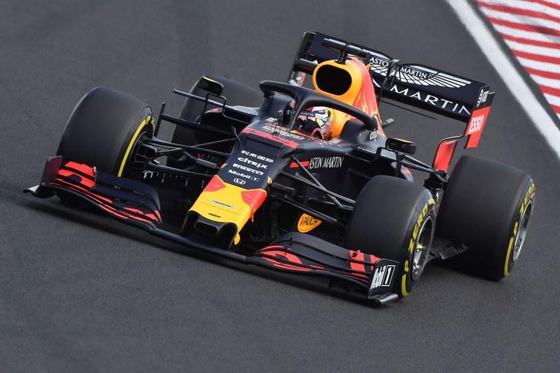 Max Verstappen za kierownicą /AFP