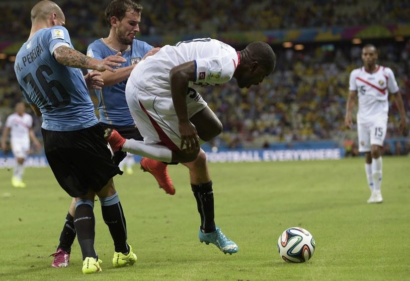 Maxi Pereira kopie Joela Campbella /AFP