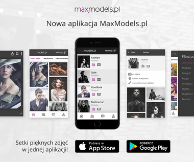 MaxModels.pl w mobilnej aplikacji na Androida