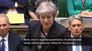 May: Brak poparcia parlamentarnego dla porozumienia ws. opuszczenia Unii może oznaczać brak Brexitu