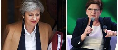 May i Szydło: Negatywne skutki Brexitu trzeba zminimalizować