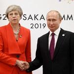 May odrzuciła ofertę normalizacji stosunków z Rosją