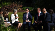 May poprosiła o spotkanie z Morawieckim