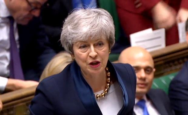 May proponuje odłożenie brexitu i deklaruje przygotowania do eurowyborów