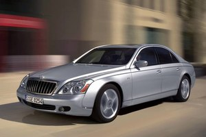 Maybach 57S, czyli 1000 Nm!