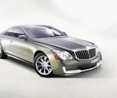 Maybach w wersji coupe za 2,7 mln zł!