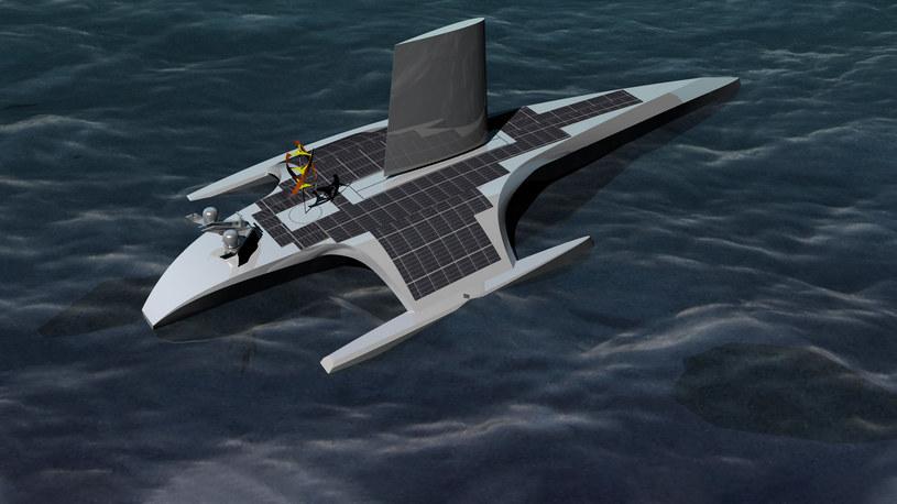 Mayflower Autonomous Ship (MAS) /materiały prasowe